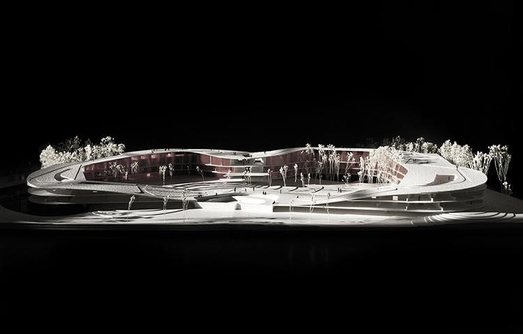 Arquitecto Pedro Machado Costa Grand Hotel 01