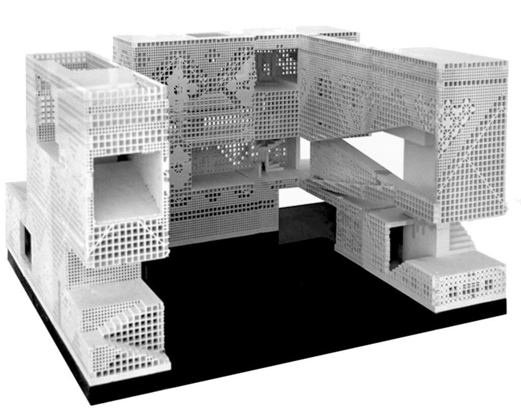 Arquitecto Pedro Machado Costa Labirinto da Saudade 02
